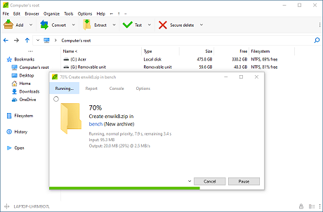free download rar extractor for windows 7